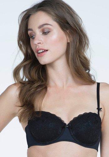 MAYA - Underwired bra - black