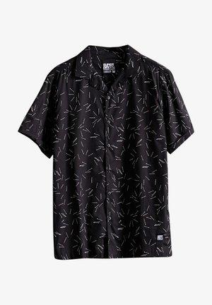 HAWAIIAN  - Shirt - match sticks black