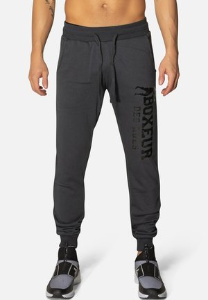 Tracksuit bottoms - antracite