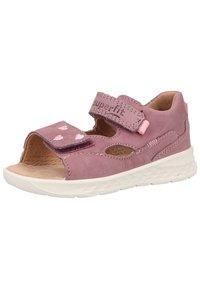 Superfit - Sandals - lila/rosa - 1