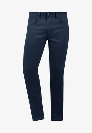 SATURN - Trousers - navy