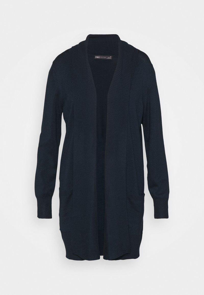 Marks & Spencer London - CARD - Cardigan - dark blue
