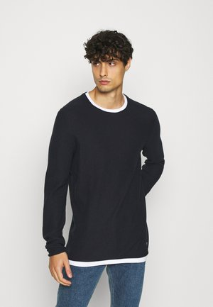 STRUCTURE LIGHT WEIGHT - Jumper - sky captain blue