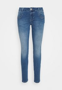 Mos Mosh - NOVEL - Slim fit jeans - blue - 3