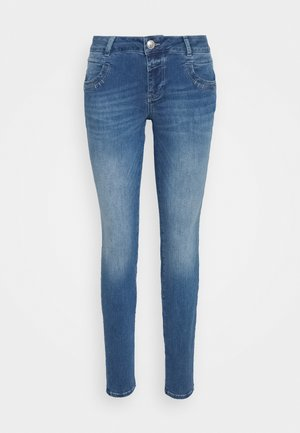 NOVEL - Slim fit jeans - blue