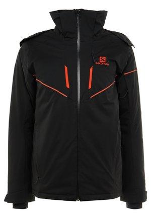 STORMRACE JACKET  - Ski jacket - black