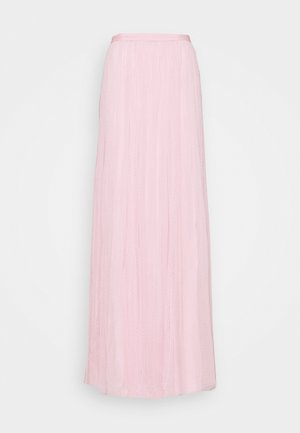 LONG SKIRT - Maxi skirt - pale pink