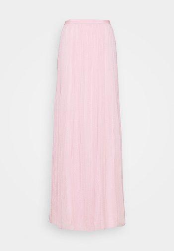 LONG SKIRT - Maxi sukně - pale pink