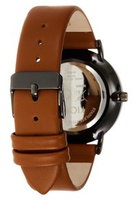 KIOMI - Watch - cognac - 3