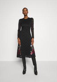 Desigual - VENECIA - Koktejlové šaty/ šaty na párty - black - 0