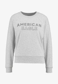 American Eagle - INTERNATIONAL CREW - Bluza - gray - 4