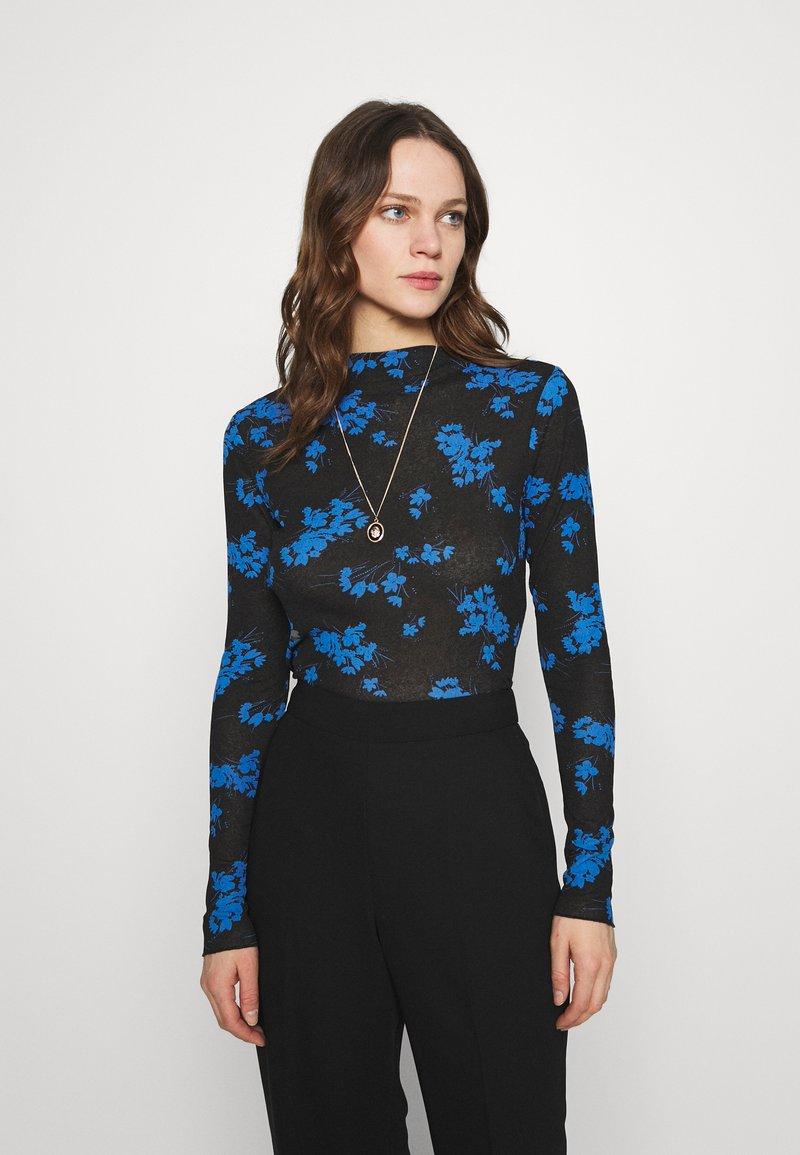 Lindex - LINN - Long sleeved top - blue