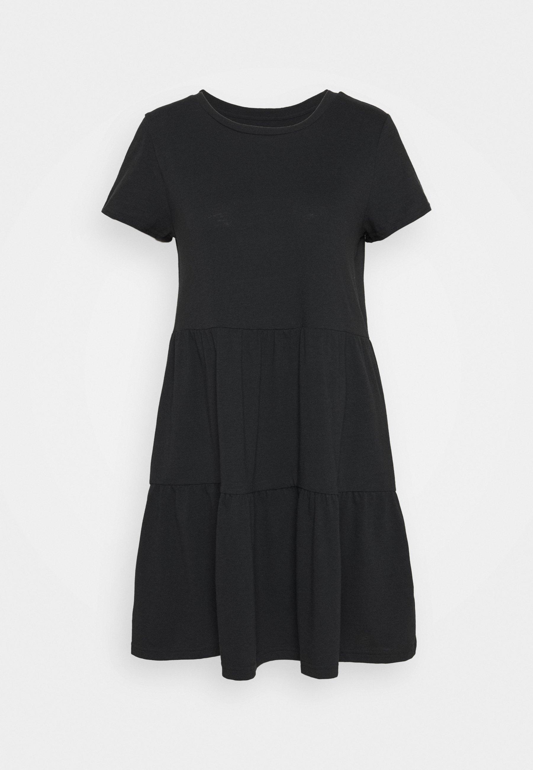 Women TIERED - Jersey dress
