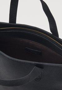 Madewell - THE ZIP TRANSPORT CROSSBODY - Handbag - true black - 2