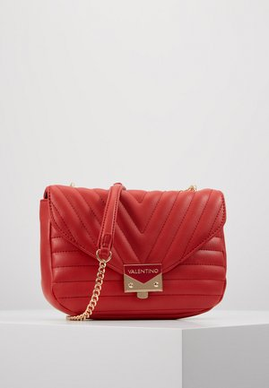 CAJON - Across body bag - rosso