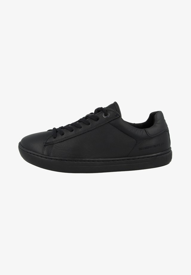 LEVIN  NATURAL - Sneakers laag - black
