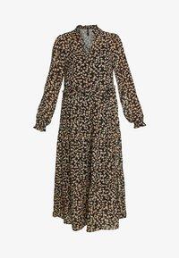 YAS - YASCLARIS DRESS - Day dress - black/claris - 4