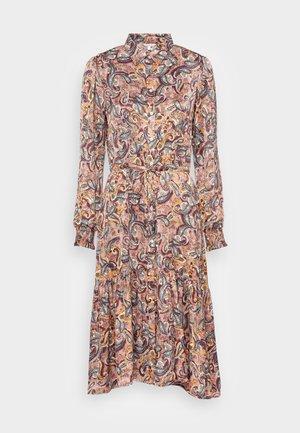 DRESS PAISLEY PRINT - Skjortekjole - multi-coloured