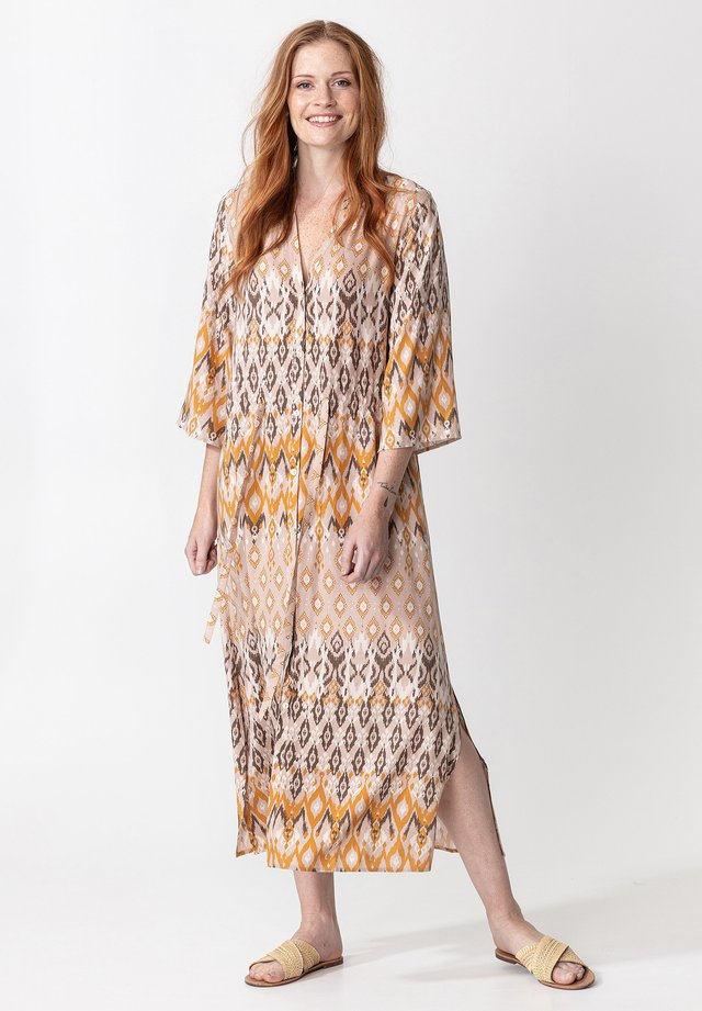 TASANEE LONG - Maxi dress - beige
