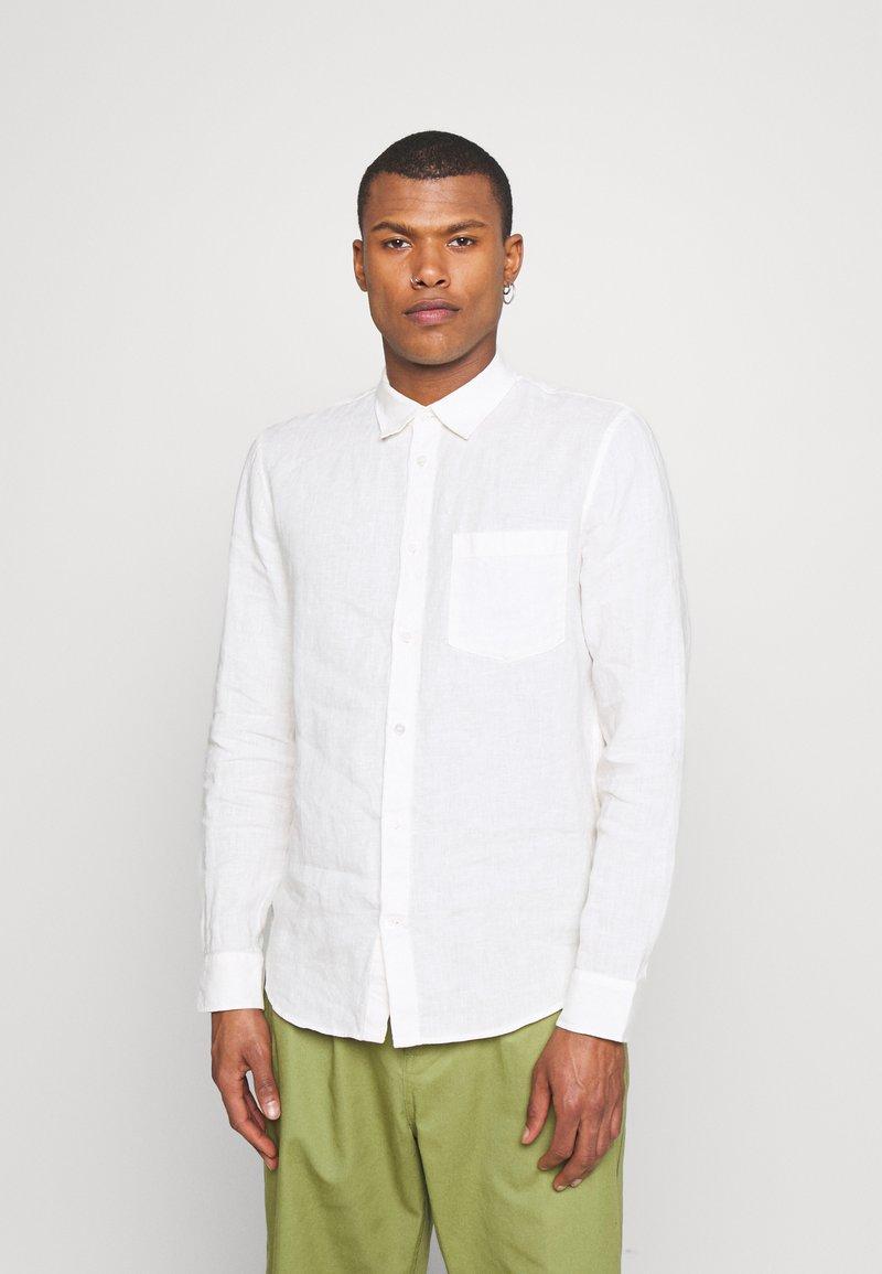 ARKET - Linen Shirt - Skjorta - white