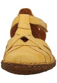 Josef Seibel - Walking sandals - yellow - 6