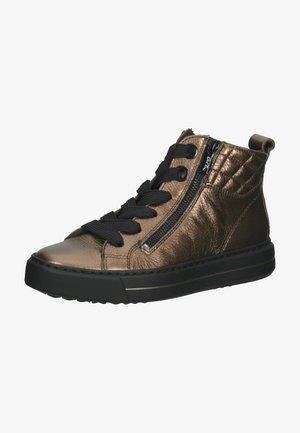 Sneakers hoog - moro