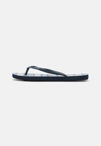 ZAHARA - Pool shoes - blue
