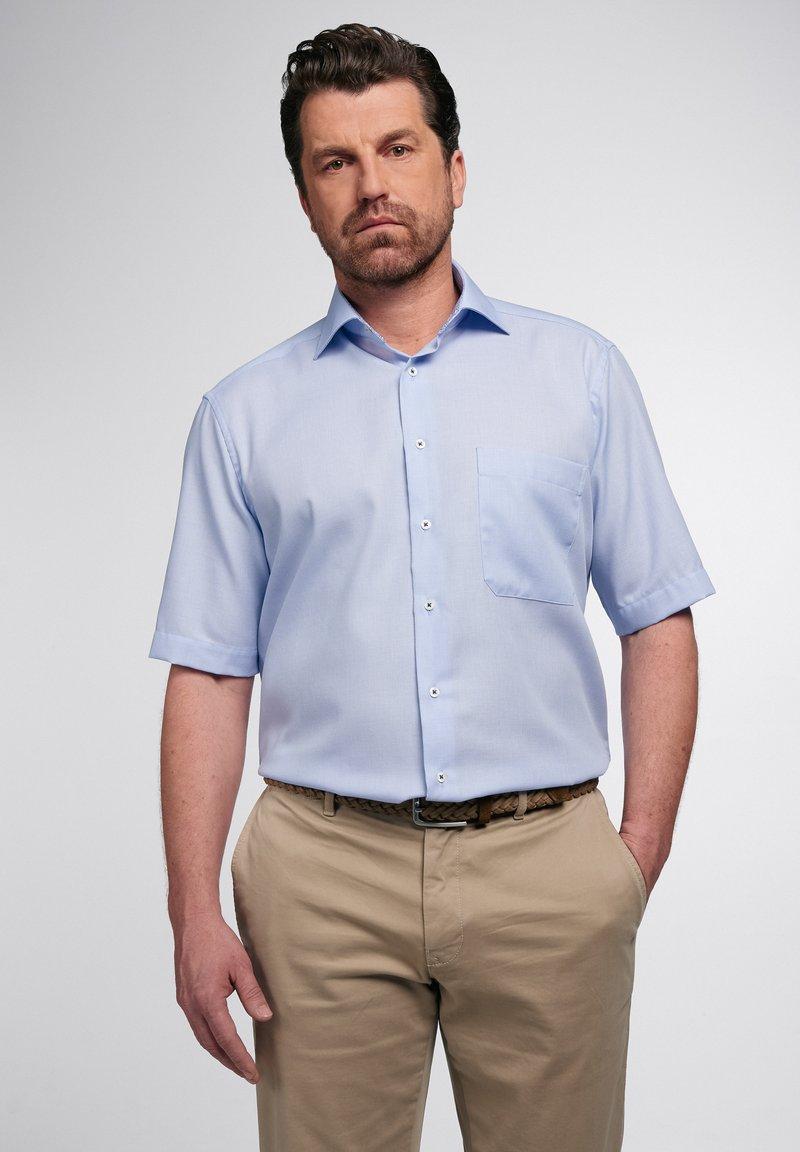 Eterna - MODERN FIT - Shirt - light blue