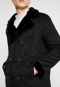 Topman - REPUBLIC - Cappotto corto - black - 5