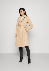 Guess - PEGGY  - Trenchcoat - light sandalwood - 1