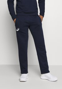 ASICS - MAN SUIT - Tracksuit - strong navy - 4