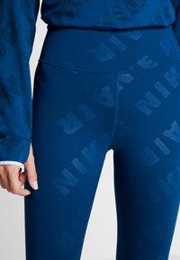 Nike Performance - AIR  - Medias - valerian blue/silver - 5