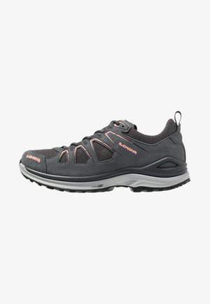 INNOX EVO GTX - Hiking shoes - asphalt/salmon