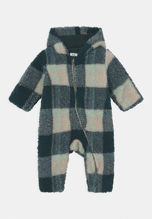 RILEY ALL IN ONE - Jumpsuit - petrol teal/duck egg