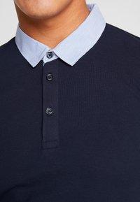 CELIO - NETED - Polo shirt - navy blue - 5