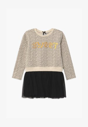 SMALL GIRLS - Day dress - beige