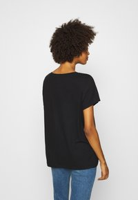 Anna Field - T-shirts - black - 2