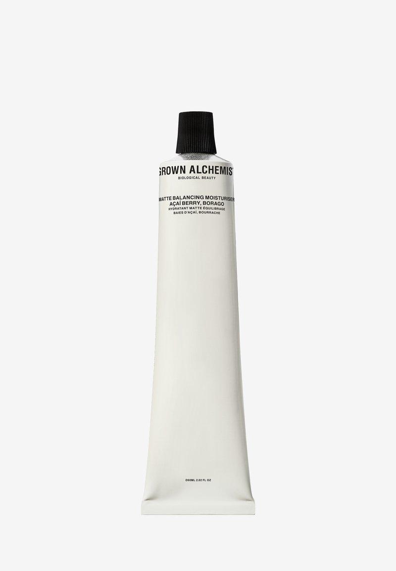 Grown Alchemist - MATTE BALANCING MOISTURISER ACAI-BERRY & BORAGO - Face cream - -