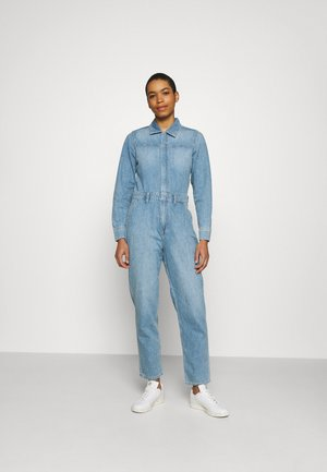 COVERALL - Jumpsuit - blue