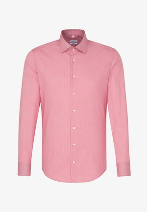 REGULAR FIT - Formal shirt - red
