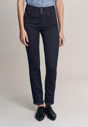 PUSH IN - Slim fit jeans - dark-blue