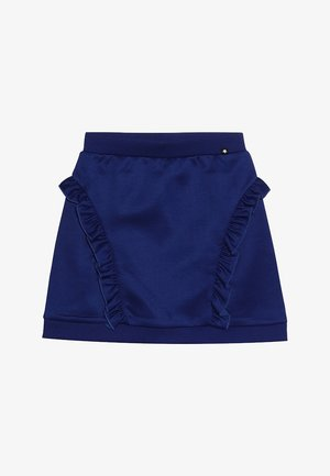 BEVERLY - Mini skirt - lapis blue
