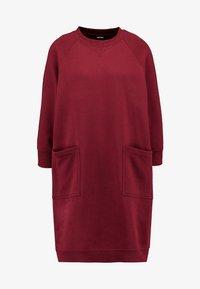 Monki - YING DRESS - Kjole - red - 5
