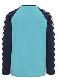 Hummel - Langarmshirt - scuba blue - 4