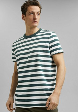 FASHION  - Print T-shirt - teal blue
