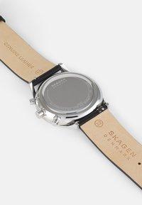 Skagen - HOLST - Horloge - black - 3
