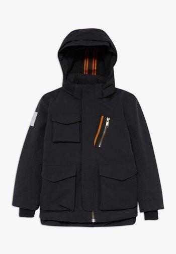 PARKER - Zimní bunda - black