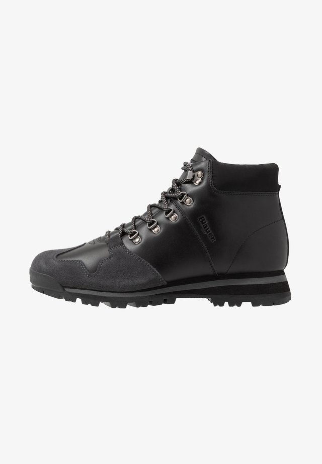 AKRON - Veterboots - black