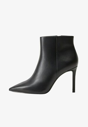 PARTY - High heeled ankle boots - nero