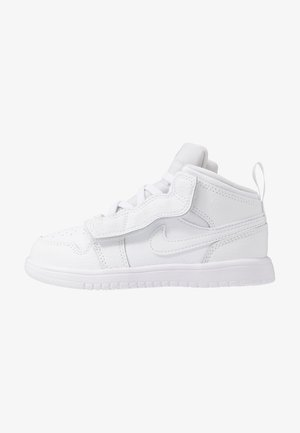 1 MID ALT - Basketball shoes - white